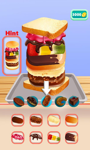 Delicious Silly Sandwich Master! android2mod screenshots 4