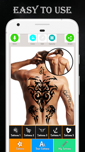 Tattoo Maker - Love Tattoo Apk 1