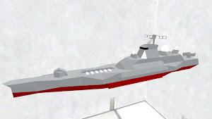 艦艇土台  (近代化改修)  量産型