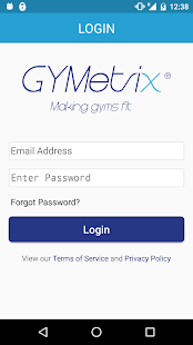 GYMetrix- screenshot thumbnail