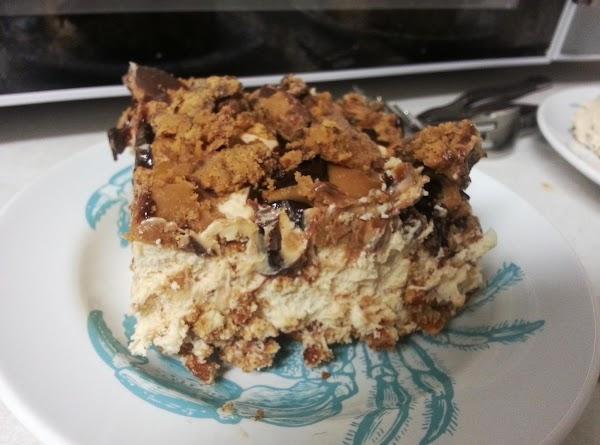 Take 5 Frozen Peanut Butter Pie Recipe