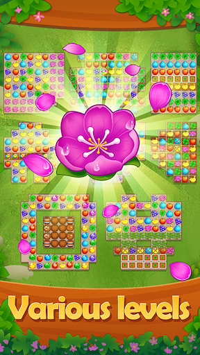Fruits Garden - Scape Match 3 Game for PC