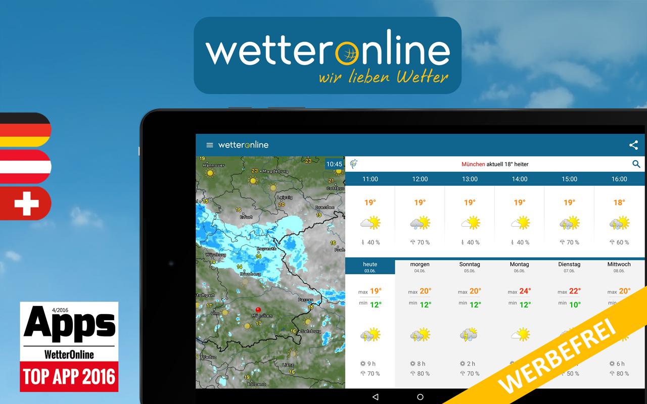 Wetteronline Ticker