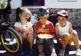 Photo: Boletín 119 - Los niños disfrutando