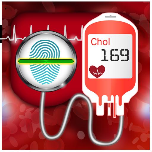Cholesterol Scanner prank 醫療 App LOGO-硬是要APP