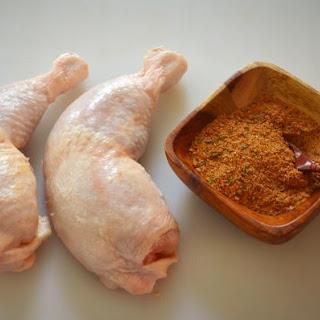 All Purpose Chicken Rub.  Sabrina S. Baksh