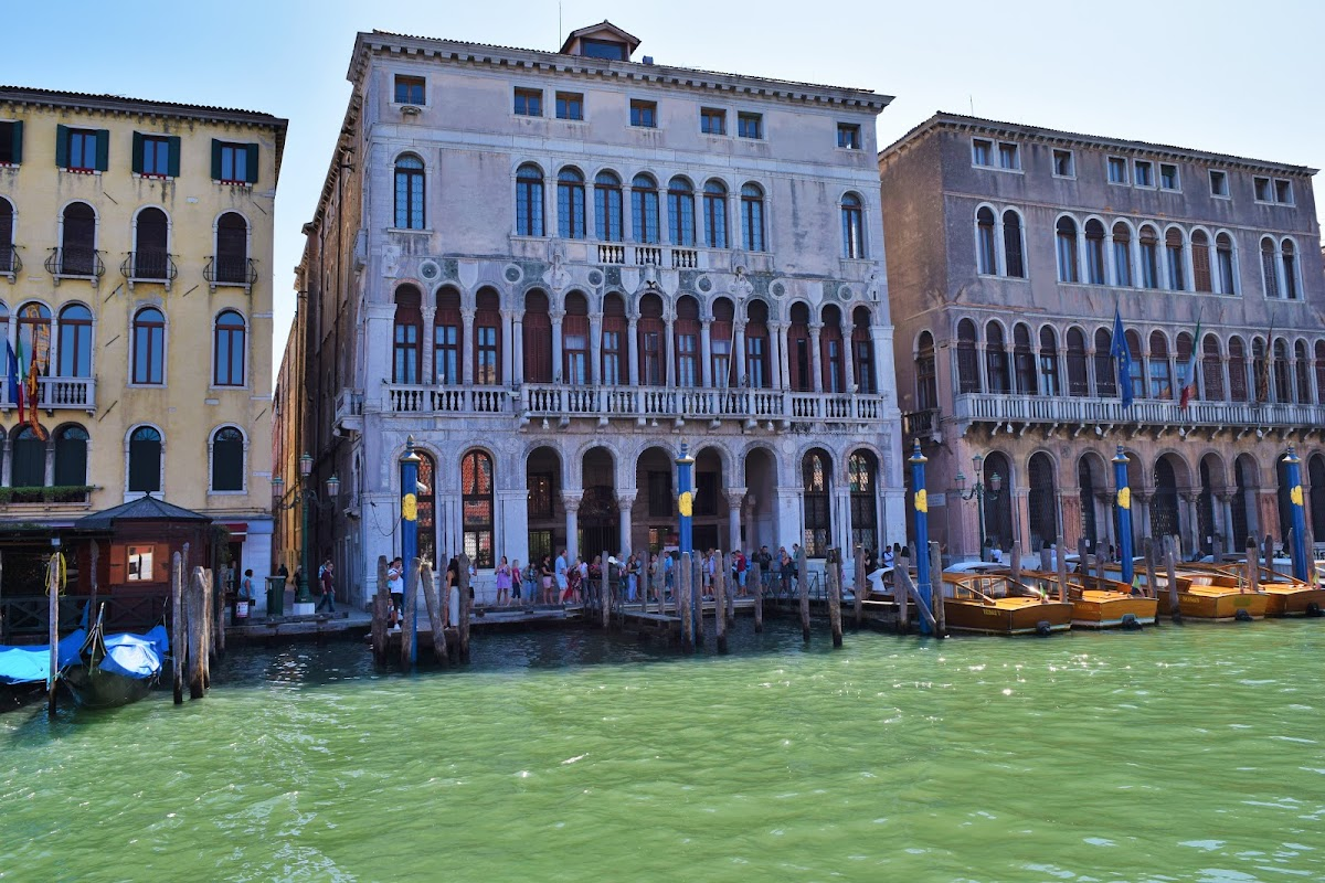 Венеция в первый раз. И последний ? Импрессионистические зарисовки