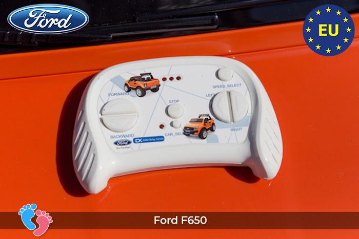 Ô tô điện Ford Ranger DK-F650 12
