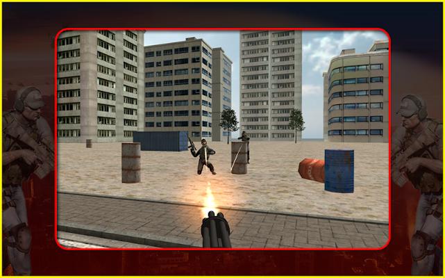 Lone Striker 3D - screenshot