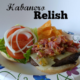 Habanero Relish