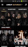 Screenshot of Graspop Metal Meeting
