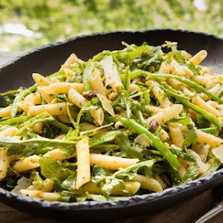 Lemony Green Bean Pasta Salad
