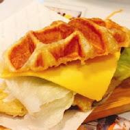 Q burger 早午餐