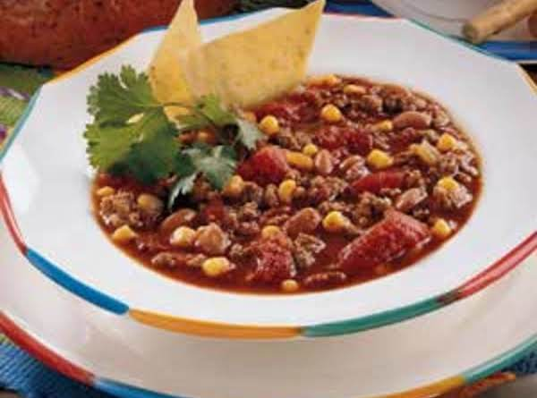 Awesome Taco Soup Ii Recipe