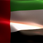 UAE Flag Live Wallpaper