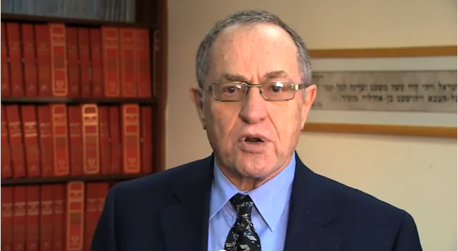 Alan Dershowitz explains why he is shunned