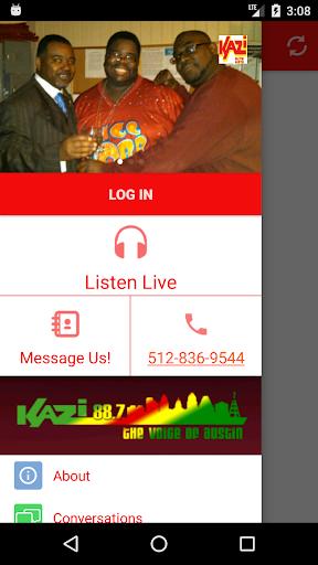 KAZI 88.7FM Austin Radio  screenshots 2