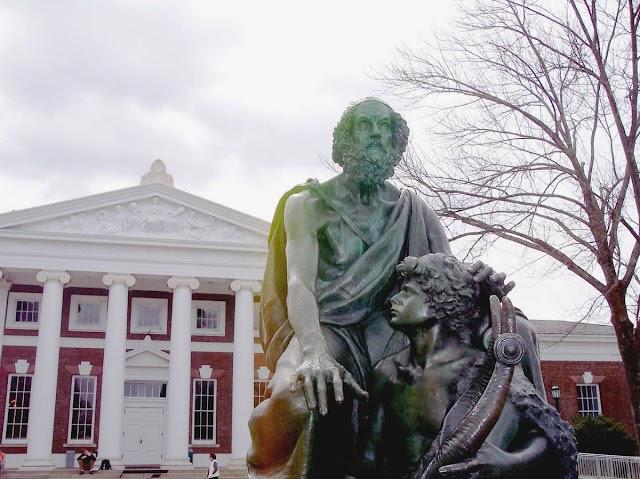 La Universidad de Virginia está entre las más prestigiosas de EEUU.