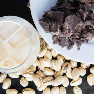 Deconstructed Pistachio Ice Cream.