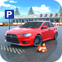 Infinity Car Parking - Car Christmas Game icon