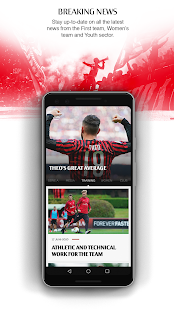 AC Milan Official App