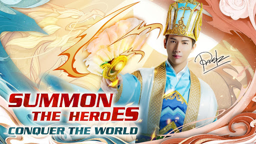 Dynasty Heroes: Legend of SamKok apktram screenshots 1