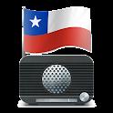 Radio FM Chile: Radios Online icon