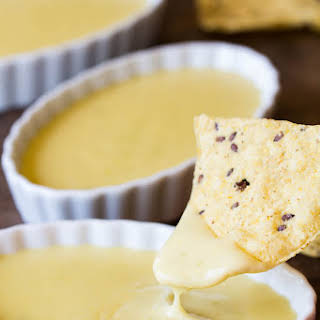 Spicy Cheddar Cheese Dip.