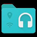 Contextual App Folder (C.A.F.) icon