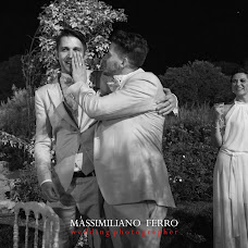 Wedding photographer Massimiliano Ferro (MassimilianoFer). Photo of 10.09.2016