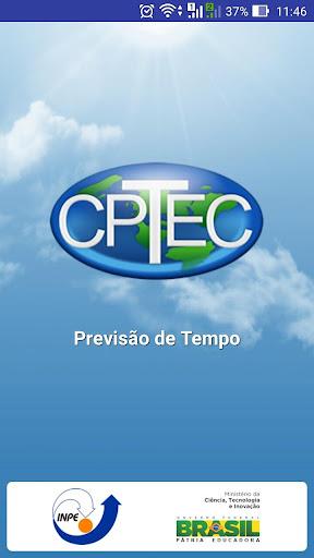 CPTEC - Previsão de Tempo