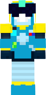 this is my second fan skin I hope you like it author Egoar