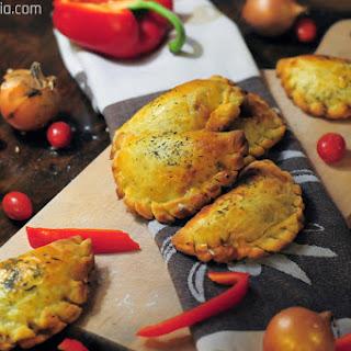 Empanadas With Red Lentils