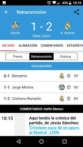MARCA - Diario Lu00edder Deportivo 6.1.17 screenshots 4