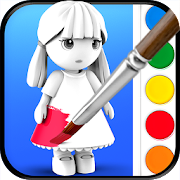 Game ColorMinis - Color & Create real 3D art APK for Windows Phone