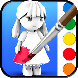 ColorMinis - Color & Create real 3D art