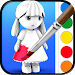 ColorMinis - Color & Create real 3D art icon