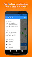 Screenshot of ParkMe Parking