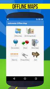 Indonesia Offline Map ? GPS Maps of Indonesia: Offline Map Navigation – Apps on Google Play