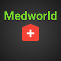 Medworld: offline drugs and diseases. icon