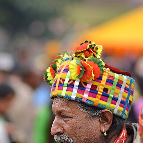 Colours of life by Prashant Thakur - People Portraits of Men