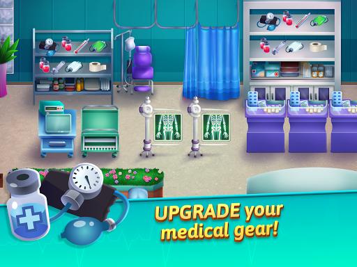 Medicine Dash - Hospital Time Management Game modavailable screenshots 8