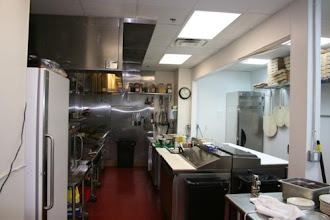 Photo: Kitchen Is  Ready For Work