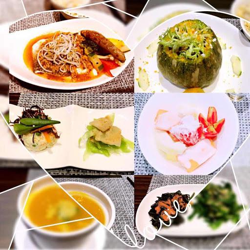 每一道菜色都很有創意,以食材的原味加以發揮,產生特別的口感與滋味。