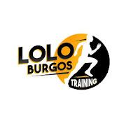 Lolo Burgos Training