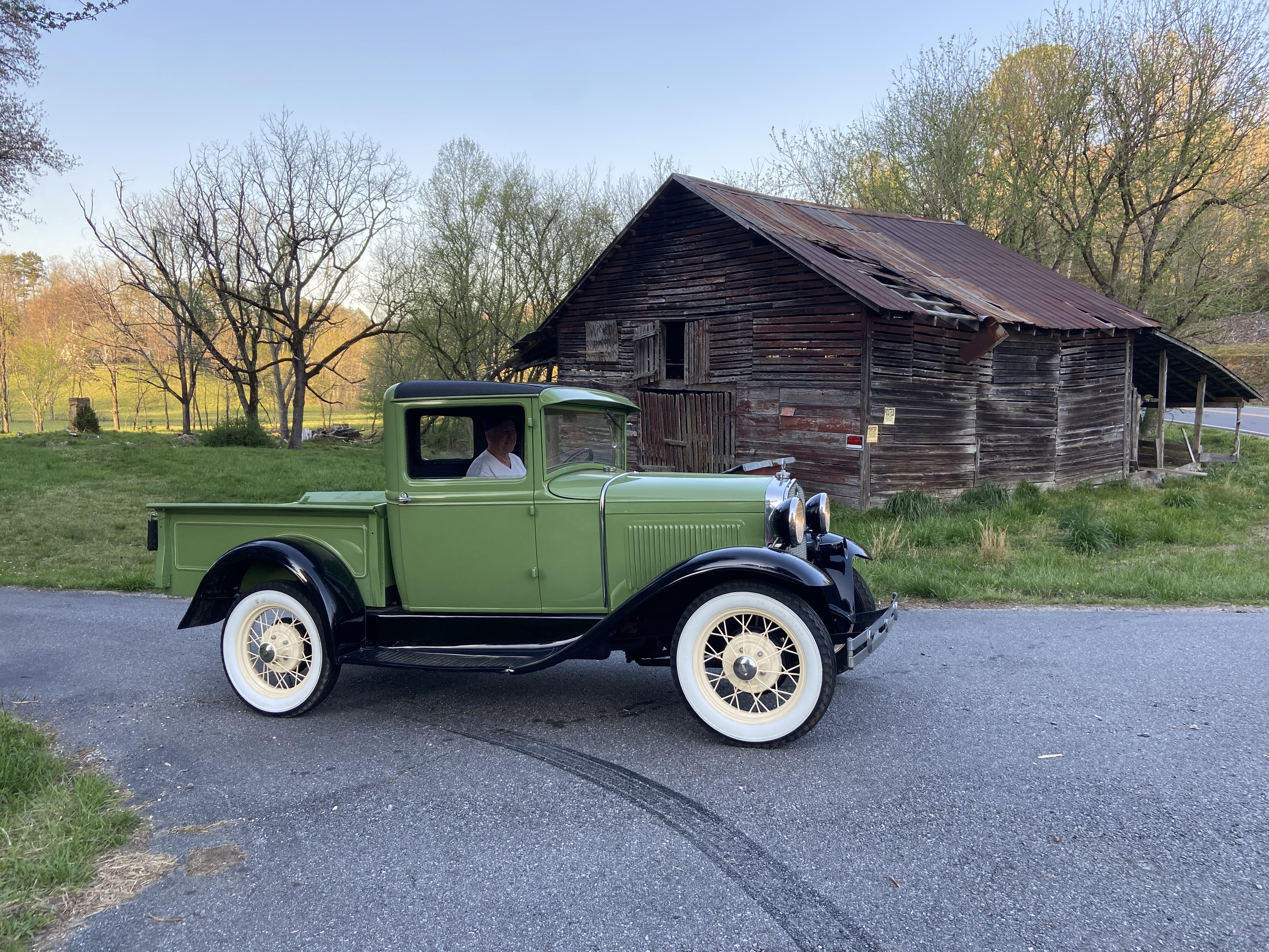 Ford Model A Hire Murphy