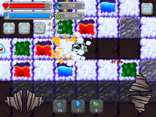 Digger Machine: dig and find minerals 2.7.0 screenshots 19