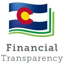 Colorado Department of Education Financial Transparency Logo