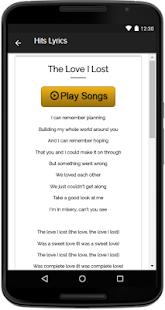 Teddy Pendergrass Songs Lyrics - náhled