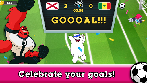 Toon Cup 2020 - Cartoon Network's Football Game 3.12.6 screenshots 7